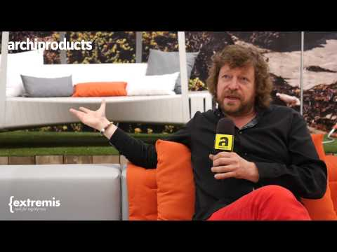EXTREMIS | Dirk Wynants | Archiproducts Design Selection - Salone del Mobile Milano 2015