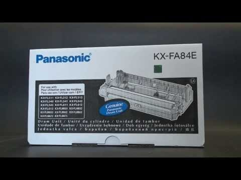 Panasonic Drum Unit KX-FA84E