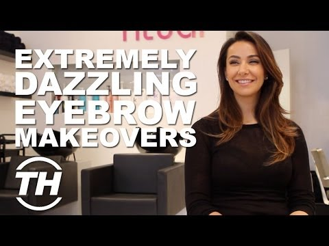 BrowWOW Eyebrow Makeover