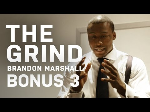 Brandon Marshall Proves Why Success Is All Mental - GQ
