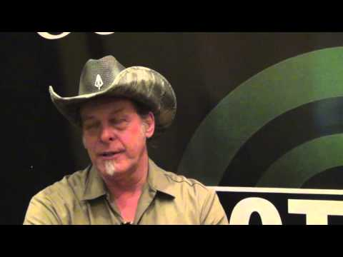 Ted Nugent Talks NRA, NY, Obama & Piers Morgan with Guns.com