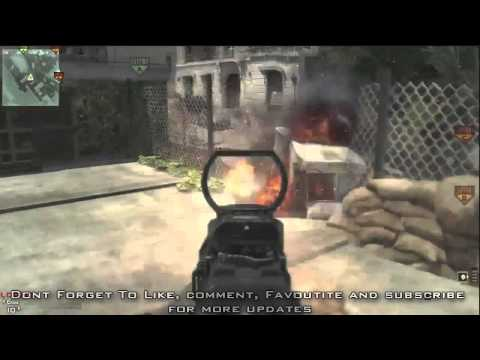 Modern Warfare 3 Multiplayer Gameplay (Full 5min) Confirmed Guns.Perks.maps.Killstreaks