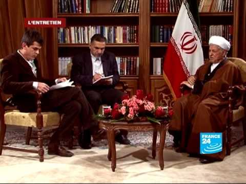 Entretien avec H.Rafsandjani, ancien président iranien