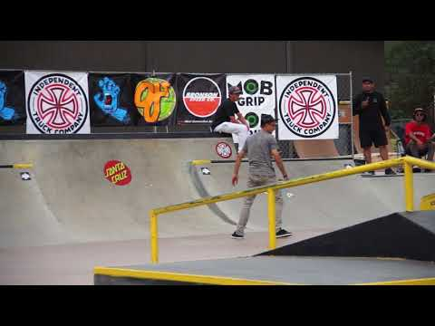 john oskvarek damn am 2017 woodward west finals run 3
