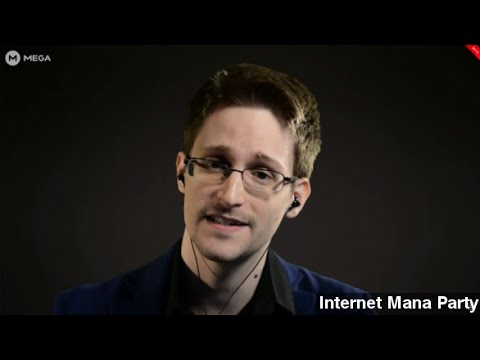 Snowden Accuses New Zealand Of Illegal Surveillance