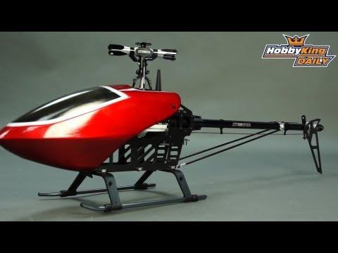 HobbyKing Daily - HK 550 FBL Helicopter