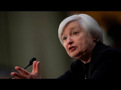 The Most Important 2 Minutes of Yellen's Statement