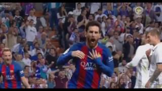 Messi 39 S 500 Goal Vs Real Madrid 04 23 17 By Isaacfutbol4hd