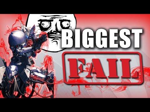 BIGGEST DESTINY FAIL | Das kann doch nicht wahr sein....