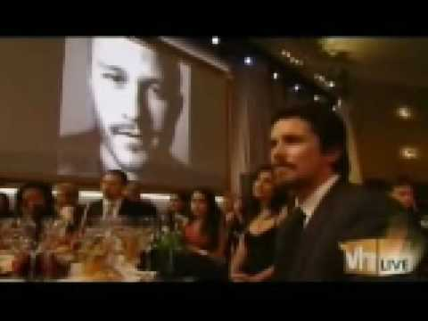 Heath Ledger - 2008/2009 Awards Tribute