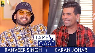 Karan Johar And Ranveer Singh Tapecast Season 2 Episode 1