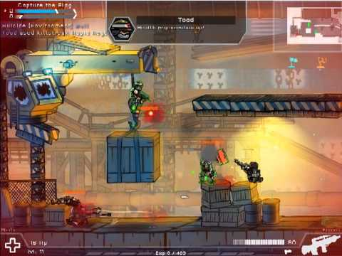 Flashplay - Strike Force Heroes Part 2