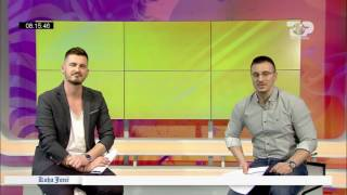 Wake Up, 4 Janar 2017, Pjesa 3 - Top Channel Albania - Entertainment Show