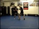 "Brian Warren training with ""Smokin"" Joe Sarkissian"