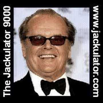 Jack Nicholson calls Arby's - hilarious