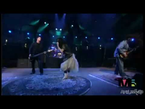 Evanescence The Only One (Live Sets@Nissan on yahoo music) HD