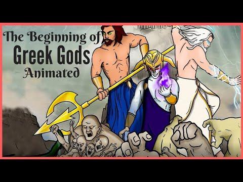 Download  Greek Mythology Creation Story Explained in Animation Gratis, download lagu terbaru