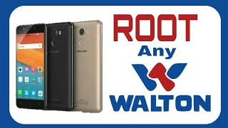 Root any Walton phone without PC | Bangla Tutorial