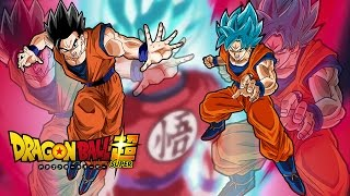 Dragonball Super - Full Power! [HQ Recreation]