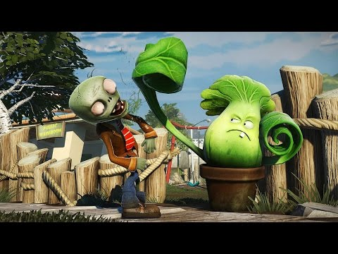 Plants vs. Zombies: Garden Warfare - Test / Review (Gameplay) zur PC-Version