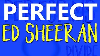 Perfect Ed Sheeran By Molotov Cocktail Piano