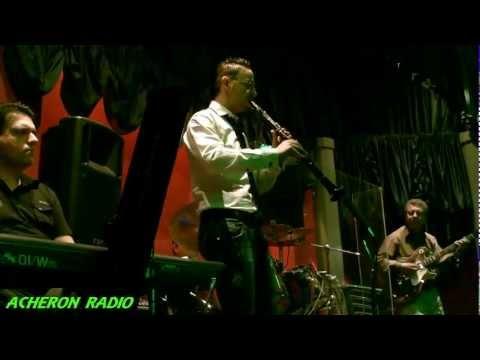 NEW 2012 (HD) - ΓΙΑΝΝΗΣ ΚΑΨΑΛΗΣ, ΜΑΚΗΣ ΤΣΙΚΟΣ (ΚΛΑΡΙΝΟ) ΣΤΑ ΑΓΡΙΜΙΑ (12/05/2012)