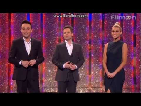 Ashley Roberts presents Ant VS Dec on Saturday Night Takeaway (Series 10, Ep. 6) 2013