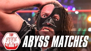 Abyss' Most Hardcore Matches | Fight Network Flashback