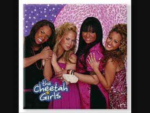 The Cheetah Girls-Together We Can (with lyrics)