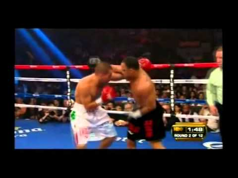 James Kirkland vs Carlos Molina - Part 1 of 3