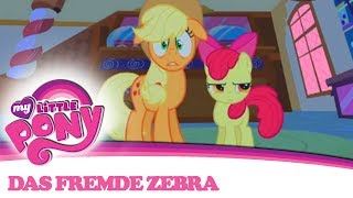 My little Pony - Das fremde Zebra - (Trailer)