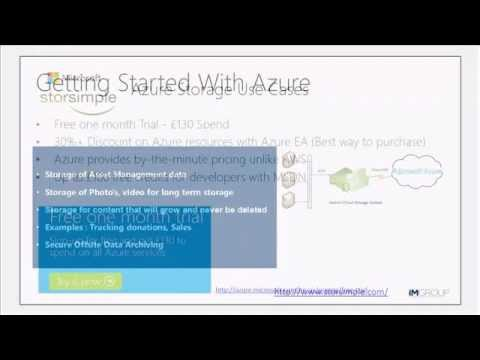 Windows Azure helps Non Profits do more with less
