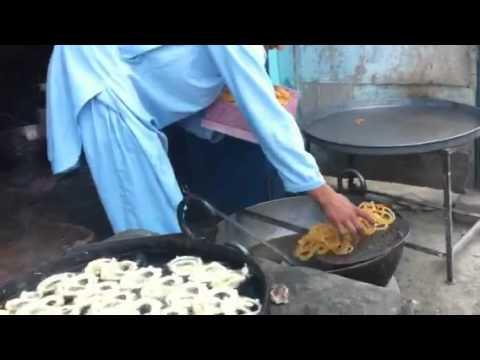 Ghourghushti taza taza jalebi sweets