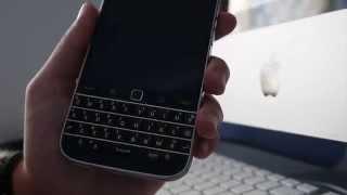Recenzja BlackBerry Classic
