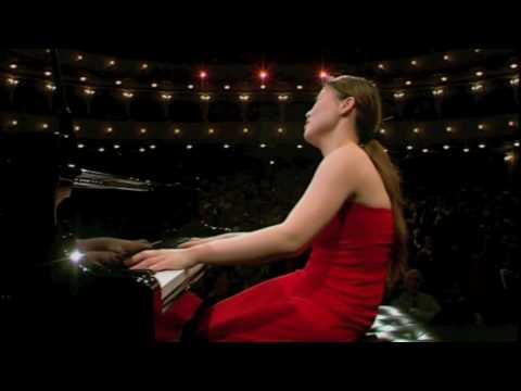 Di Wu plays Ravel Ondine from Gaspard de la Nuit