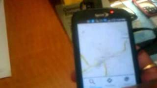 Samsung SPRINT EPIC 4G GPS FAIL BACK BUTTON FAIL