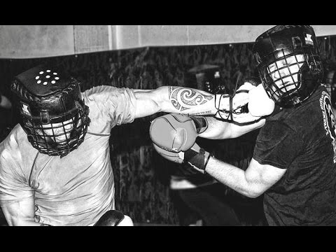 KRAV MAGA TRAINING • how to use counterpunch in sparring Image 1