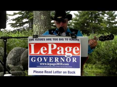 Ode to Paul LePage...Maine's next Governor - by Pard 'The Countryman'