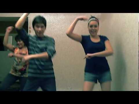 PSY - GANGNAM STYLE (강남스타일) (KAZAKHSTAN PARODY, FAMILY DANCE)
