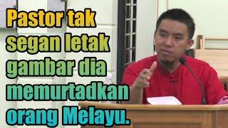K-Pop Ikut Andil; Kristenisasi Berlaku terhadap Melayu   Bro Firdaus Wong