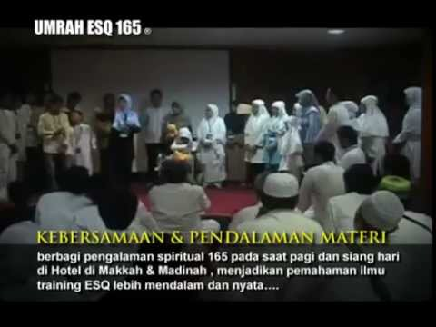 Video tabungan umroh esq