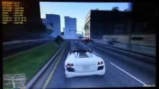 GTA 5 - EVGA GTX 750 Ti FTW 4K - (Proof Video)