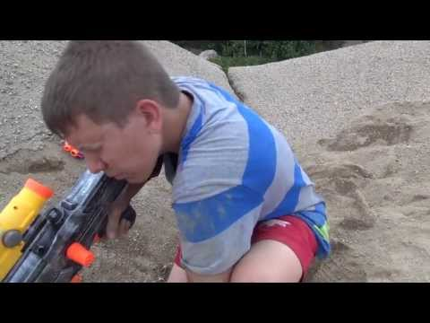 NERF War: Protect and Secure