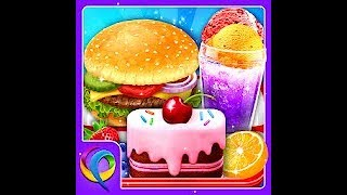 Fun Baby School Luch Food Maker Cooking Game
