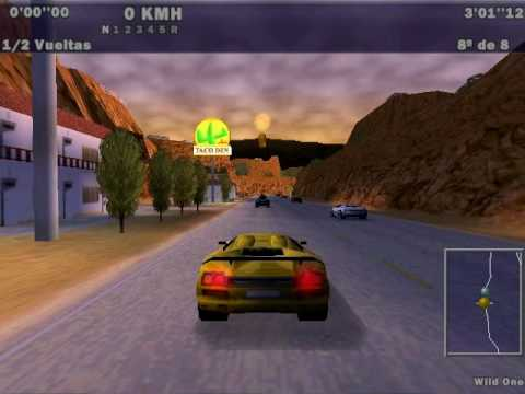 Need For Speed III: Hot Pursuit (demo #6) [Español]