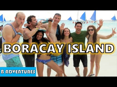 Boracay Island, Ariels Point Resort, Partying New Years Eve, Travel Philippines S1 Ep9