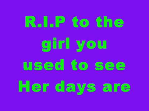 Rita Ora R.i.p Lyrics video