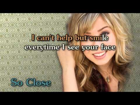Jennette McCurdy - So Close [Karaoke/ Instrumental]
