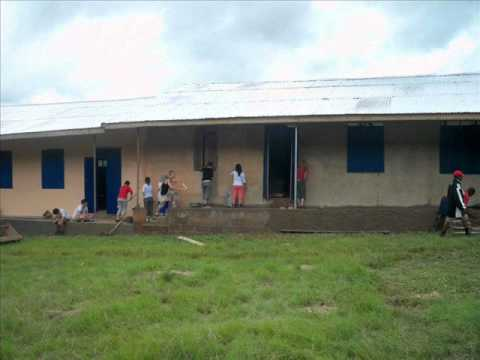 Red House Academy in Ghana