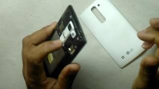 Como resetar o celular LG 502 e o g3 e outros fácil